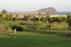 Golf Course Golf del Sur in Tenerife, Canary Islands - From Golf Escapes