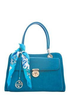 Segolene Paris Scarf Knot Handbag by Segolene Paris on @HauteLook