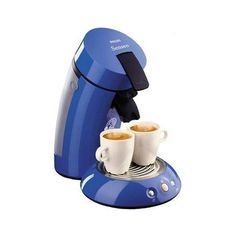 Phillips Senseo Single Serve Pod Coffee Maker Blue - HD7810/75 #Sony