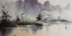 ilya ibryaev watercolor - Cerca amb Google