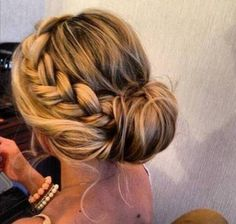 Prom Hairstyles Updo Tumblr