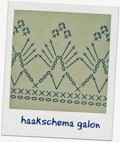Crochet Pouf, Crochet Lace Edging, Crochet Shawls And Wraps, Crochet Borders, Crochet Books, Crochet Diagram, Crochet Chart, Crochet Flowers, Crochet Stitches