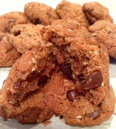 #healthy Coconut-Chip Gluten-Free Cookies | Michelle Marie Fit