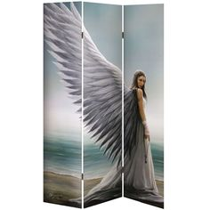 Wholesale Spirit guide canvas screen - Something Different