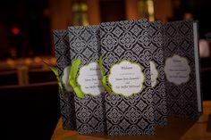 B ceremony programs Ceremony Programs, Wedding Programs, Wedding Stationery, Wedding Invitations, Aquarium Wedding, Wedding Invitation Inspiration, How To Introduce Yourself, Bridal, Party
