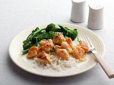 Get Rachael Ray's Lemon Chicken Recipe from Food Network