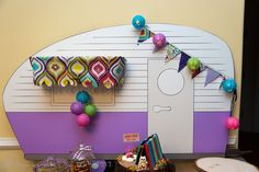 Mandy H's Birthday / Glamping Party - Photo Gallery at Catch My Party Camping Parties, Camping Theme, Slumber Parties, Girl Parties, Tea Parties, 8th Birthday, Birthday Party Themes, Birthday Invitations, Birthday Ideas