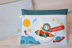 Βόλτα στο Διάστημα - MomBaby | Custom prints on fabric