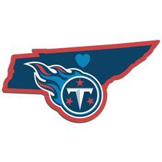 Tennessee Titans Blue Nike Logo T Shirt Titans Nfl