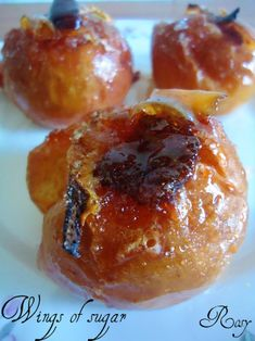 Mele annurche cotte al forno, ricetta Fruit Recipes, Cooking Recipes, Beautiful Fruits, Italian Recipes, Baked Potato, Gluten Free, Pudding, Sugar, Diet