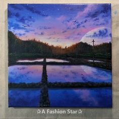 Are you looking for some painting tutorial for home decor? If you have just renovated a new home or if you want to find some beautiful decorative paintings to decorate your home, these paintings are definitely a good idea. #painting #paint #watercolor #contemporaryart #instaart #sketch #draw #DIY #drawing #home decor