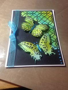 (Canada) Goose Green Memory Box