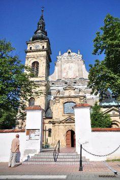 #Dominikanie w Tarnobrzegu. #klasztor #tarnobrzeg