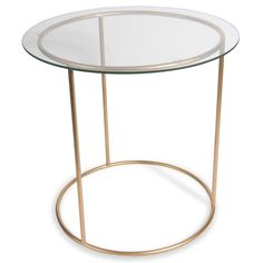MARBELLA metal side table