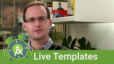 Live Templates in Android Studio: Using and Creating Them