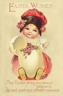 Easter wishes  May easter bring you every pleasure,  Joy and gladness without measure