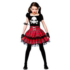 Freaky Punk Chick - Kids Costume 5 - 7 years Wicked Costumes http://www.amazon.co.uk/dp/B00F9H1I28/ref=cm_sw_r_pi_dp_V3atub0K9RVQ9
