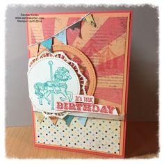 Spotlight - Carousel Birthday