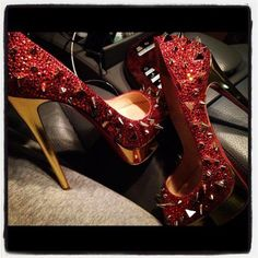 My kind of Ruby Slippers!!