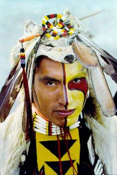 d5b7e0aee native american indian warriors | britishbraider - Warrior Face Paint,  Scalps, New Hairstyle and
