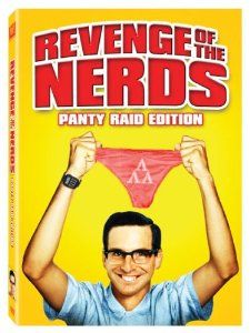 Revenge of the Nerds - Panty Raid Edition: Robert Carradine, Anthony Edwards, Timothy Busfield, Andrew Cassese, Curtis Armstrong, Larry B. Scott, Brian Tochi, Julia Montgomery, Michelle Meyrink, Ted McGinley, Matt Salinger, Donald Gibb, Jeff Kanew, David Obst, Peter Bart, Peter Macgregor-Scott, Jeff Buhai, Miguel Tejada-Flores, Steve Zacharias, Tim Metcalfe: Movies & TV
