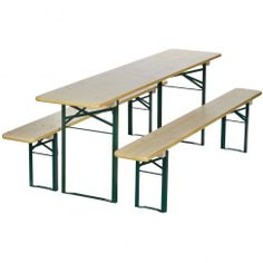 Beer Garden Tables Table Specifications Hand made in Germany by