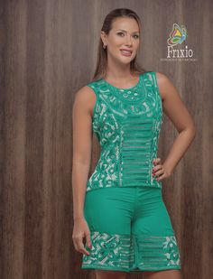REF 01/680 Tankini, Athletic Tank Tops, My Style, Swimwear, Women, Fashion, Embroidered Dresses, Blouses, Needle Lace