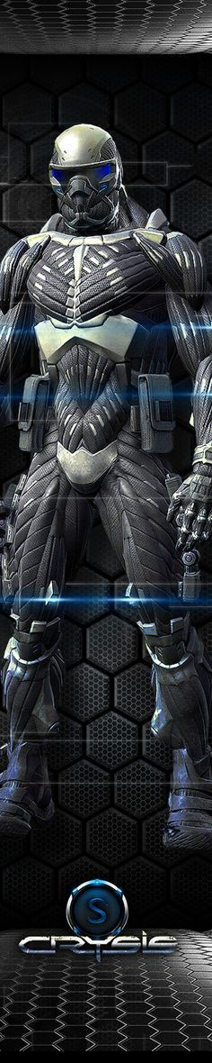 Crysis_Nano suit  Au