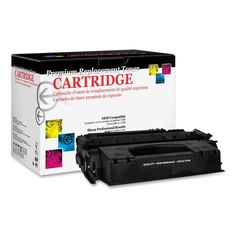 West Point Products Remanufactured High Yield Toner Cartridge Alterna, #200050P