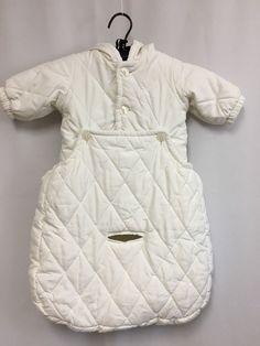 Baby Coat Jacket Convertible Removeable Bunting 6-9m Girl Boy Car Seat Ready #CuddleBear #Jacket #Everyday