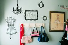 Teenager bedroom decorating ideas - The Polkadot ChairThe Polka Dot Chair