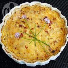 Tarta de Cebollas y Queso Roquefort @ allrecipes.com.ar
