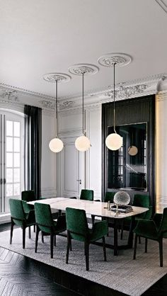 60 Modern Dining Room Design Ideas | See more at http://www.bocadolobo.com/en/inspiration-and-ideas/modern-dining-room-design-ideas/ | #ModernDiningRoom #DesignIdeas #diningroomdesignideas #diningroom #diningarea #lighting #seating #neutral #colorschemes #furnituredesign #ebook #luxury