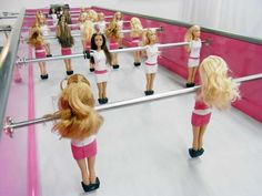 Barbie Ornaments - Deck the Halls With Plastic Dolls, Falalala-Lalalala (GALLERY)