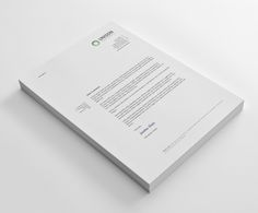 Unison: Corporate Stationary, Invoice and Identity on Behance