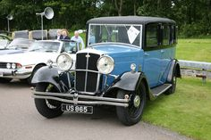 Vintage Cars, Antique Cars, Edwardian Era, My Passion, Motor Car, Old And New, Luxury Cars, British, Classic
