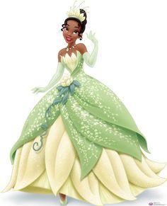 Princesas Disney - Tiana