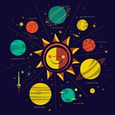 planet illust - Google 검색