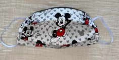 Easy Face Masks, Diy Face Mask, Disney Outfits, Disney Mickey Mouse, Mask Making, Husband, Homemade, Bags, Scrubs