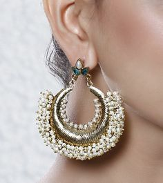 earring, jewel, traditional