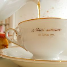 If there ever was a tea room in Paris for me, this one is IT. I happened upon Nina's Vendomeby accident while on one of our Paris perfume strollswith Bébé Chéri and Chéri and our artist friend Ba...