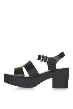 DEN Platform Sandals