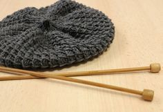 Tuto tricot: bonnet femme au point de bambou Plus