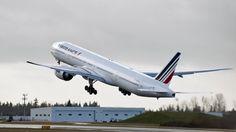 Avion De Pasajeros Boeing Airfrance