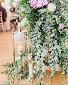 I don't think you can ever have too much at a wedding? I've had another lovely evening at Rivington Barn meeting lots of excited couples as they had a look around. It was BEAUTIFUL as always. Floral Wedding, Wedding Flowers, Marquee Wedding, Wedding Styles, Barn, Engagement, Table Decorations, Canning, Couples