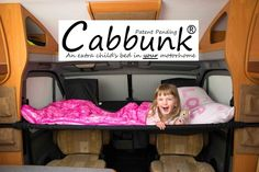 Cabbunk Motorhome Childs Bunk Bed for Fiat Ducato Ford Transit or Renault Master | eBay