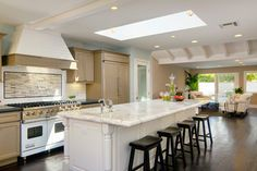 private residence in Newport Bach - traditional - kitchen - los angeles - by valerie ribeiro, ASID Allied member