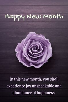 Happy New Month Everyone. New Month Wishes are widely popular throughout the world. The first day in every new month, just like the new year, means a lot to many folks who usually share messages, wishes, greetings and prayers to their relatives, friends, boss and colleagues. New Month wishes are very inspiration and help you motivate to do something extra in the new month. Happy New Month Messages, New Month Wishes, Galaxy Cupcakes, New Month Quotes, Android Secret Codes, Sanskrit Names, Spirit Signs, Great Lash, Chakra Colors