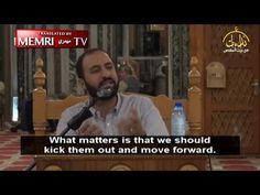 El demencial mensaje de odio anti sionista: clérigo de Al Aqsa insta a usar armas nucleares contra Israel. – En nombre de Israel