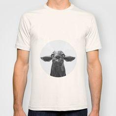 The Banyan Deer T-shirt by Davies Babies - $18.00